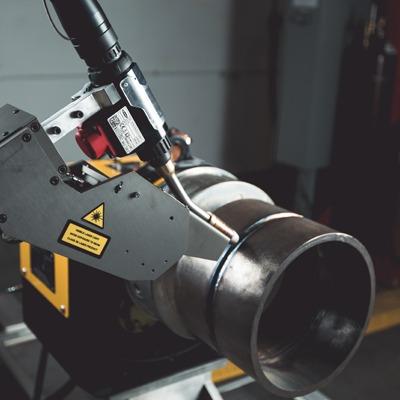 Meta-Vision SLS ARC laser camera and closed-loop control
