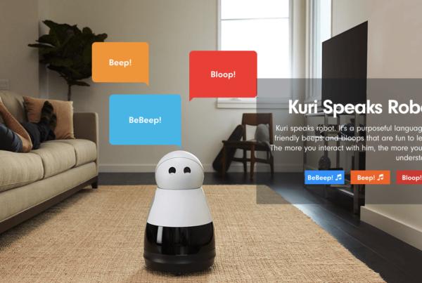 companion robot assistant
