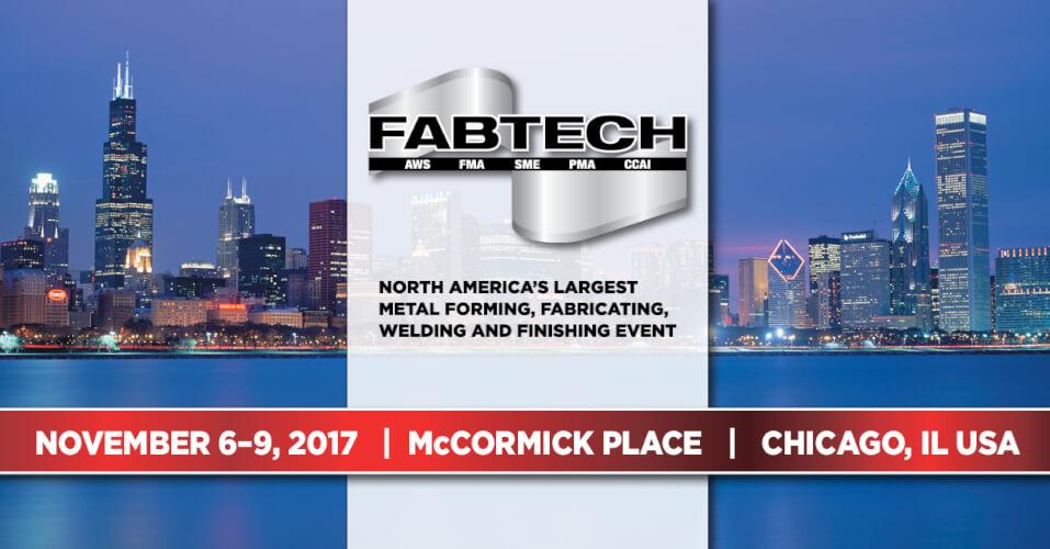 Fabtech Expo 2017
