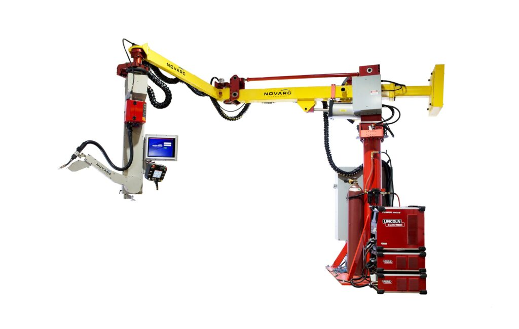pipe spool welding automation